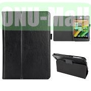 Crazy Horse Leather Case for Acer Iconia A1-830 (Black)