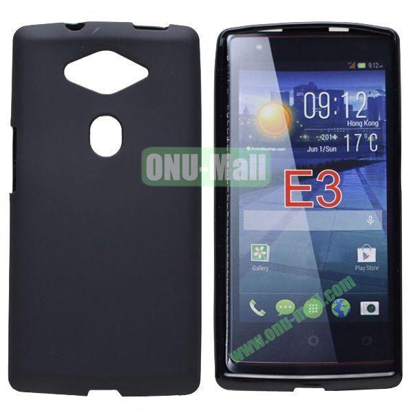 New Arrival Soft TPU Case for Acer Liquid E3 (Black)