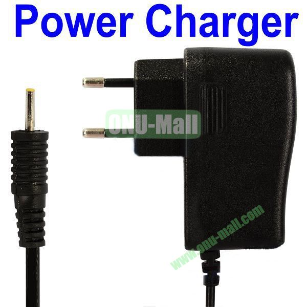 for Tablet PC Two Pins Power Charger (EU Plug)