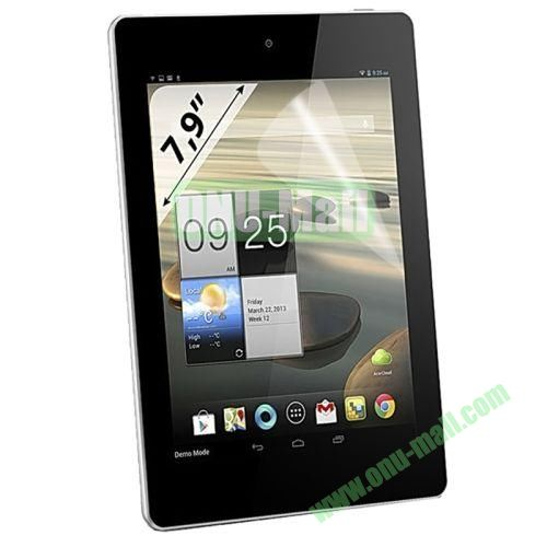 Professional Clear Screen Protector for Acer Iconia A1-810