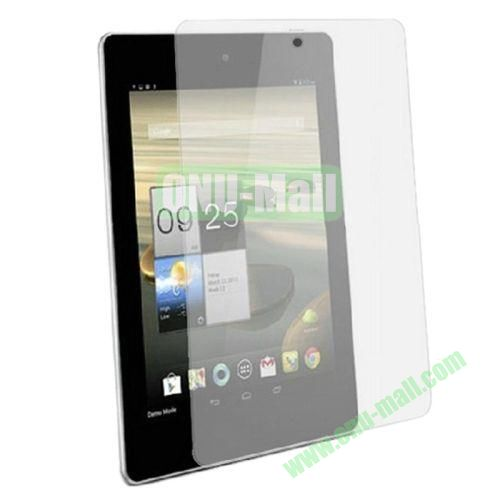 Professional Frosted Screen Protector for Acer Iconia A1-810