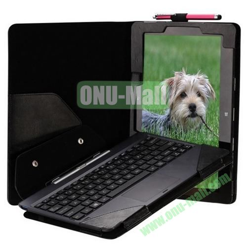 Detachable Leather Case for Asus Transformer Book T100TA