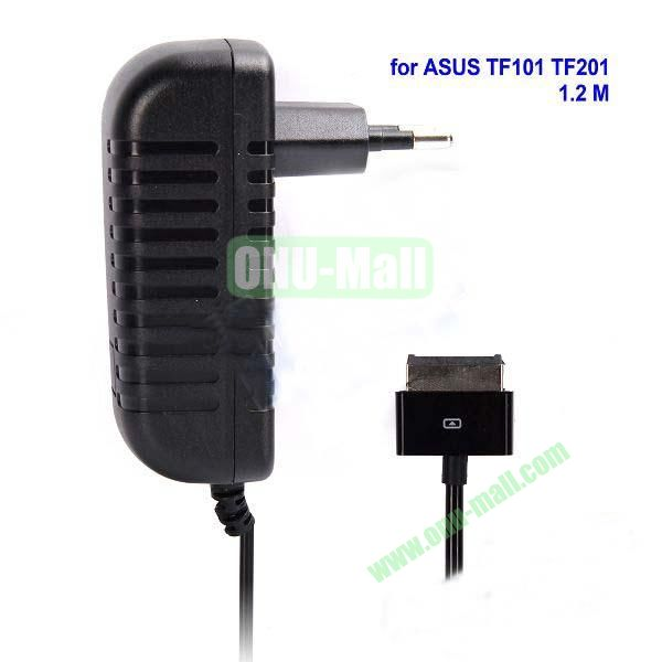 Wall Charger Adapter for ASUS Eee Pad Transformer TF101 TF201 (EU Plug)