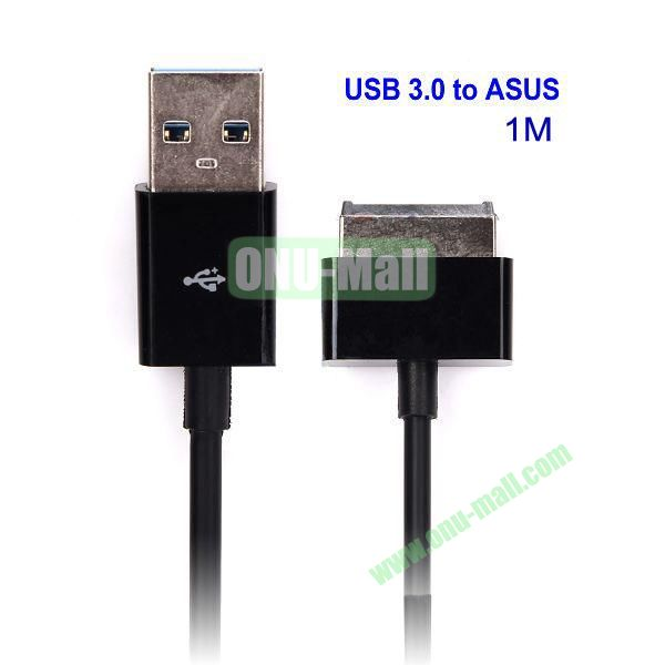for ASUS Eee Pad Transformer TF101 TF201 USB 3.0 Male Charger Sync Cable Adapter (1M)