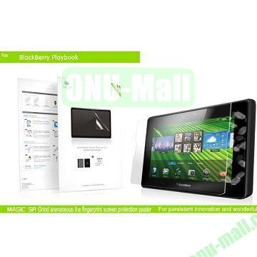Anti-scrape Screen Protector for BlackBerry PlayBook Grind Arenaceous The Fingerprint Series