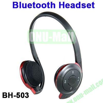BH-503 Class 2 Wireless Stereo Sound Bluetooth V2.1 Headset