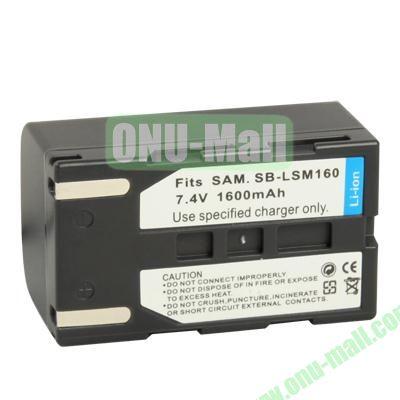 SB-LSM160 Battery for Samsung Digital Camera
