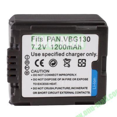 VBG130 Battery for Panasonic