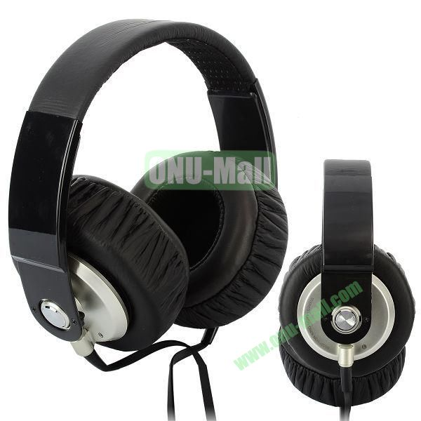 MDR-D777SL High & Wide Sound Reproduction Stereo Headphone (Black+Silver)