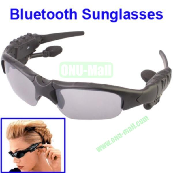 2 in 1 Bluetooth Sunglasses