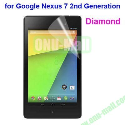 Diamond Screen Protector for Google Nexus 7 II