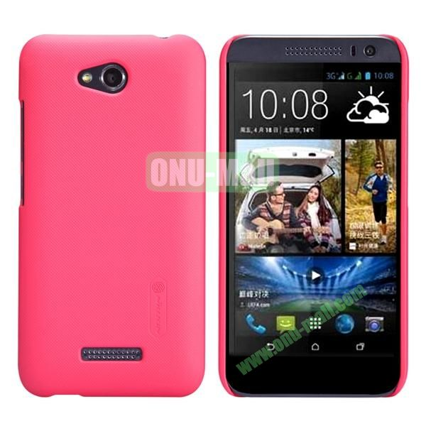 Nillkin Frosted Series Plastic Hard Case For HTC Desire 616 D616W (Red)