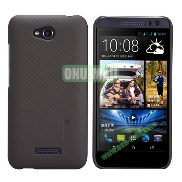 Nillkin Frosted Series Plastic Hard Case For HTC Desire 616 D616W (Gray)