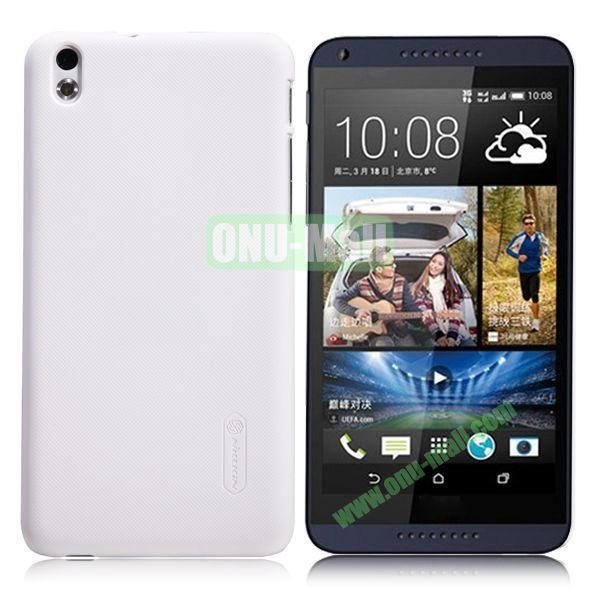 Nillkin Series Frosted Hard Case For HTC Desire 816 (White)