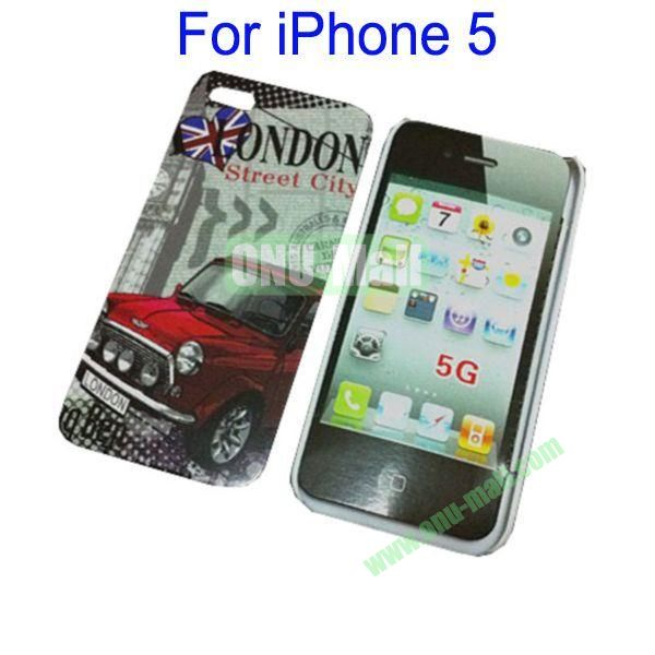 UK Jeep Hard Case for iPhone 5