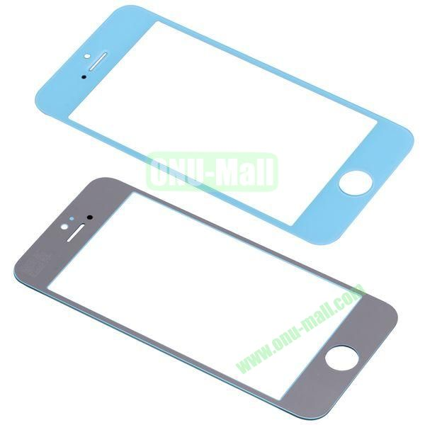 Spare Parts LCD Screen Glass Repair Part for iPhone 5 (Light Blue)