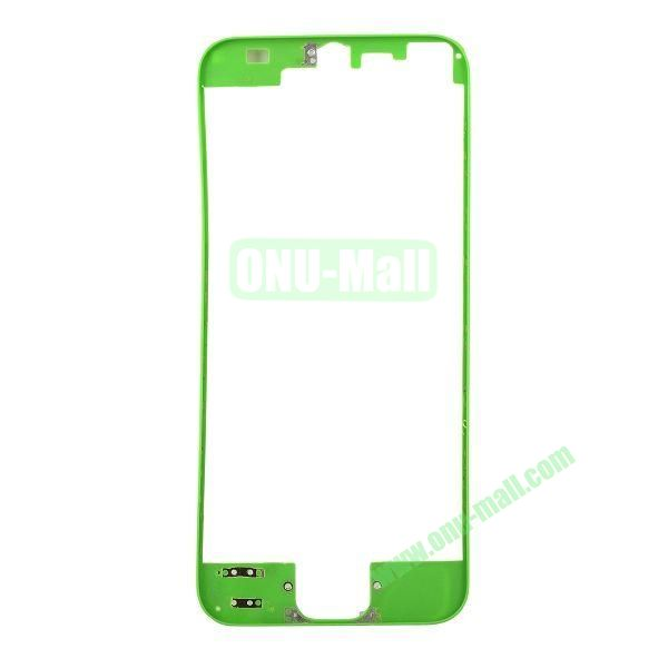 Colored LCD Supporting Frame Replacement Parts for iPhone 5 (Green)