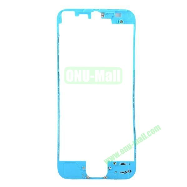 Colored LCD Supporting Frame Replacement Parts for iPhone 5 (Light Blue)