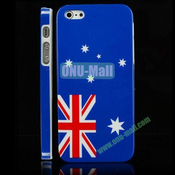 Unique 3D Printing Design Hard Plastic Case for iPhone 5 5S (Australia)
