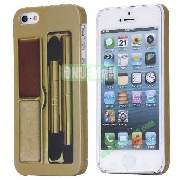 Fashionable Special 3D Full Printing Hard Case for iPhone 5 5S (Dressing Case)