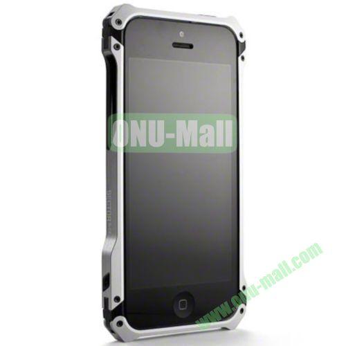 Sector 5 Carbon Fiber Edition Aluminium Hard Case for iPhone 5