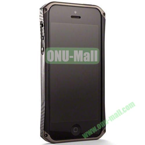 Ronin Titanium Element Case Protective Aluminium Metal Hard Case for iPhone 5