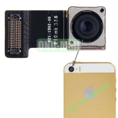 New Coming 100% Original Replacement Back Camera for iPhone 5S