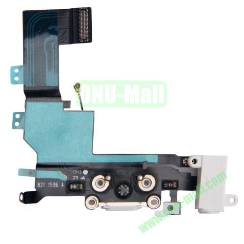 Tail Plug Flex Cable for iPhone 5S