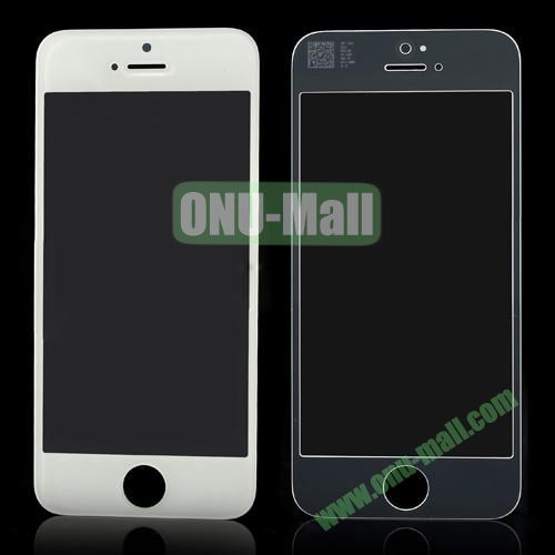 OEM Front Outer Glass Lens Cover for iPhone 5S (White)