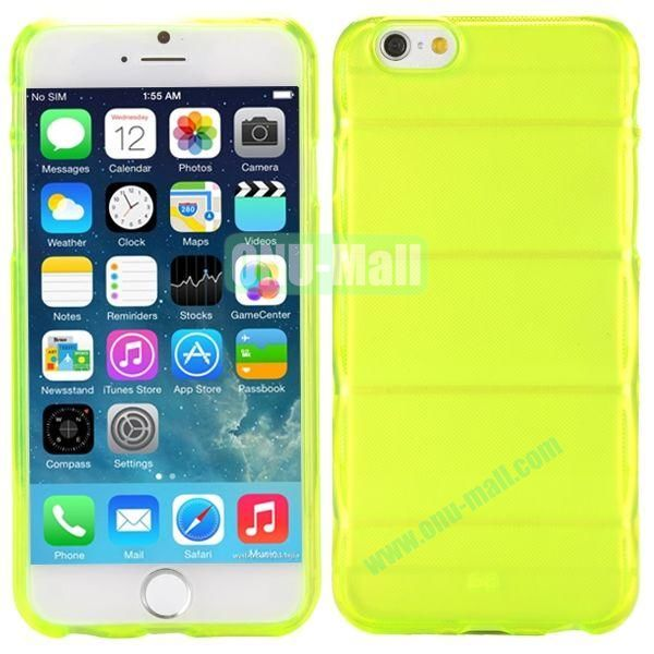 Body Armour Anti-Skid Design TPU Case for iPhone 6 Plus 5.5 inch (Green)