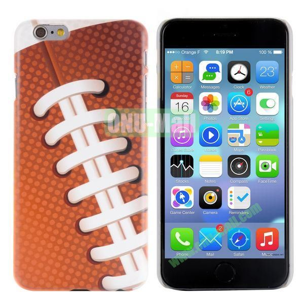 Special Pattern PC Hard Case for iPhone 6 Plus 5.5 inch (Shoelace)