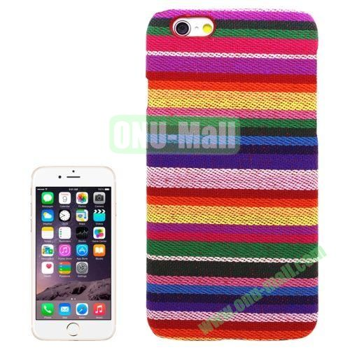 Aztec Tribal Pattern Retro Skinning Plastic Case for iPhone 6 Plus 5.5 (Pattern 6)