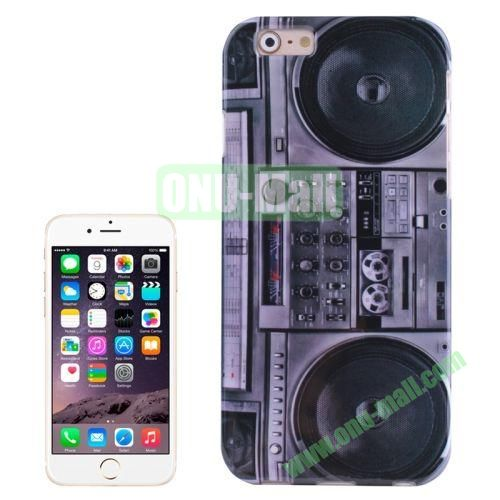 Unique Design 3D Printing TPU Case for iPhone 6 (Retro Vedio)