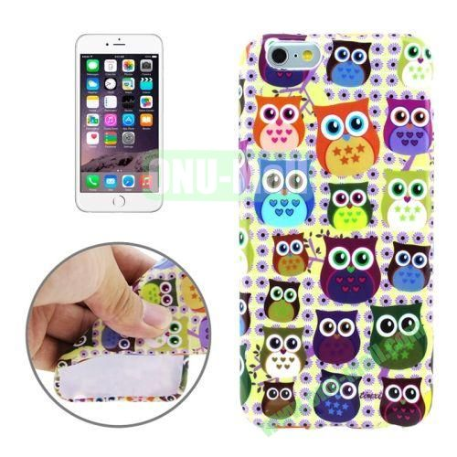 3D Printing Skillful Design TPU Case for iPhone 6 4.7 inch (Little Owls)