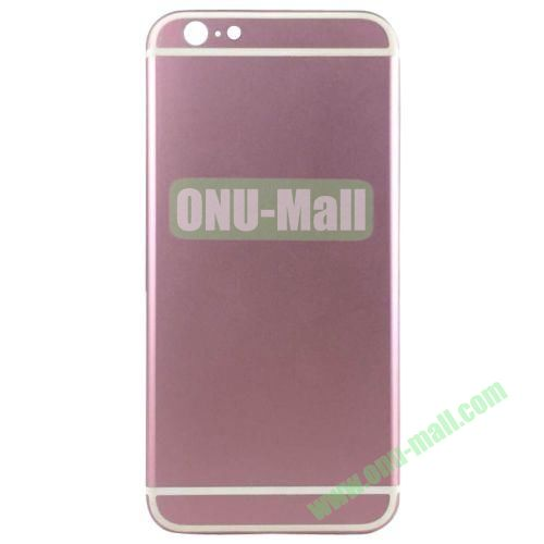High Quality Back Housing Cover Replacement for iPhone 6 4.7 (Magenta)
