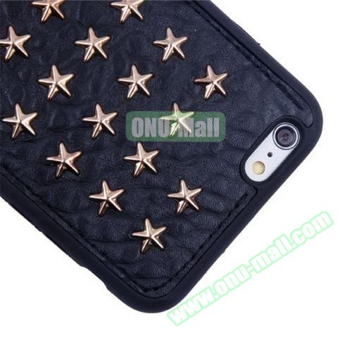 Special Rivet Style TPU Case for iPhone 6 (Pattern 1)