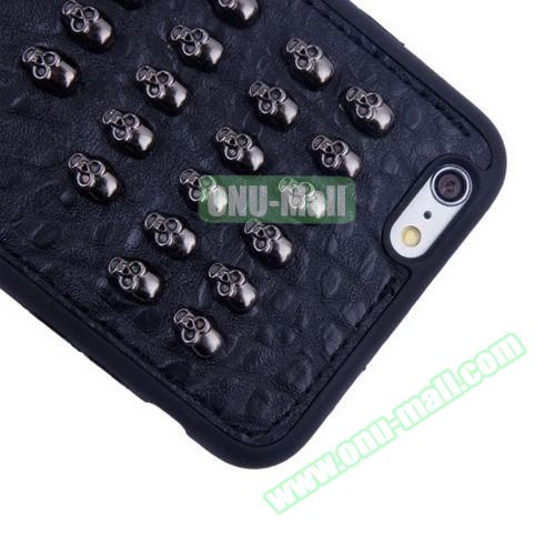 Special Rivet Style TPU Case for iPhone 6 (Pattern 2)