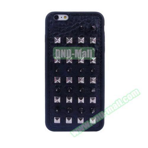 Special Rivet Style TPU Case for iPhone 6 Plus (Pattern 4)