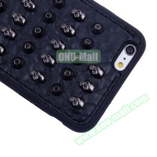 Special Rivet Style TPU Case for iPhone 6 (Pattern 5)