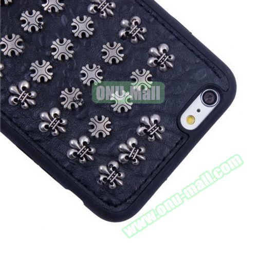 Special Rivet Style TPU Case for iPhone 6 (Pattern 8)