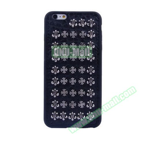 Special Rivet Style TPU Case for iPhone 6 Plus (Pattern 8)