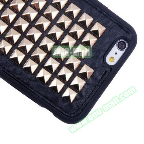 Special Rivet Style TPU Case for iPhone 6 (Pattern 9)