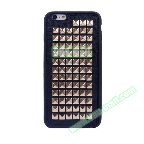 Special Rivet Style TPU Case for iPhone 6 Plus (Pattern 9)
