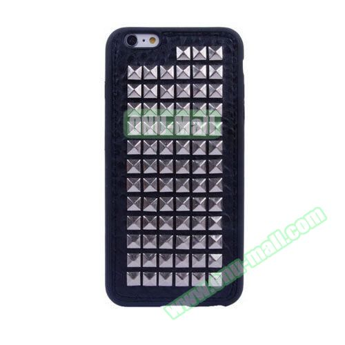 Special Rivet Style TPU Case for iPhone 6 Plus (Pattern 10)