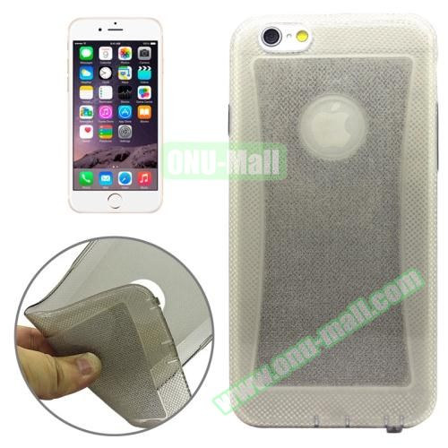 Shiny Powder TPU Case for iPhone 6 4.7 (Grey)