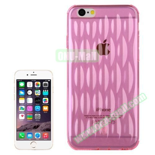 Baseus Air Bag Series Hard Case for iPhone 6 Plus (Pink)