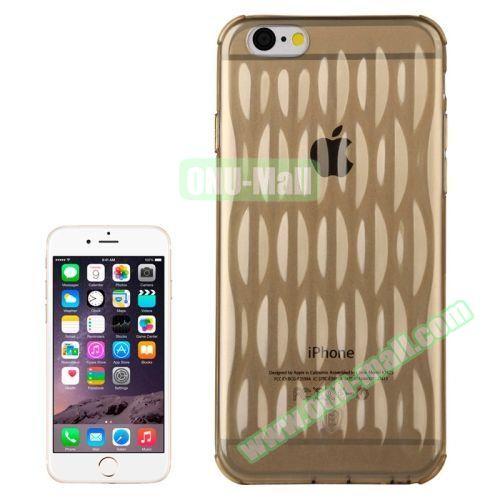 Baseus Air Bag Series Hard Case for iPhone 6 Plus (Gold)