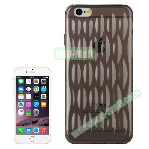 Baseus Air Bag Series Hard Case for iPhone 6 Plus (Coffee)