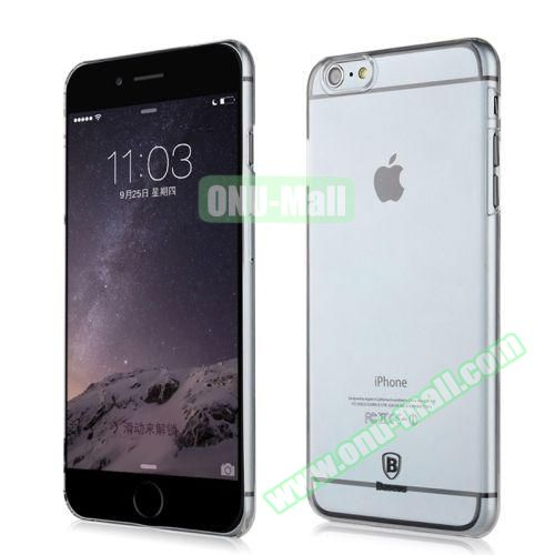 Baseus Ultra-thin Transparent Hard Sky Case for iPhone 6 Plus 5.5 inch (Transparent)