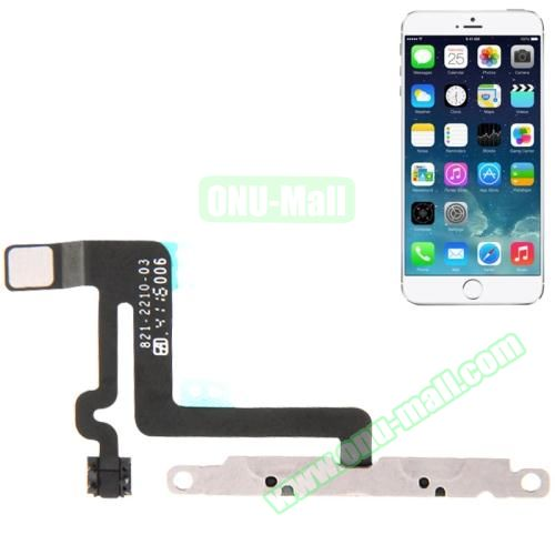 High Quality Listen / Volume Flex Cable for iPhone 6 Plus